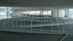 Rolex-Center Lausanne, Sanaa-Architects